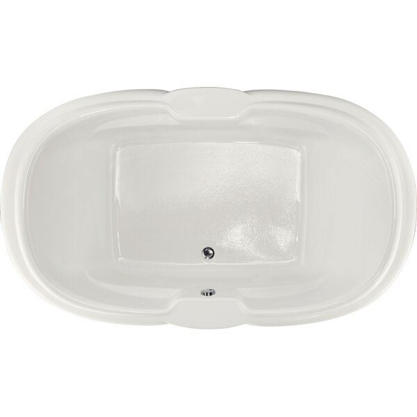 Designer Yvette 72 x 42 Air Tub by Hydro Systems