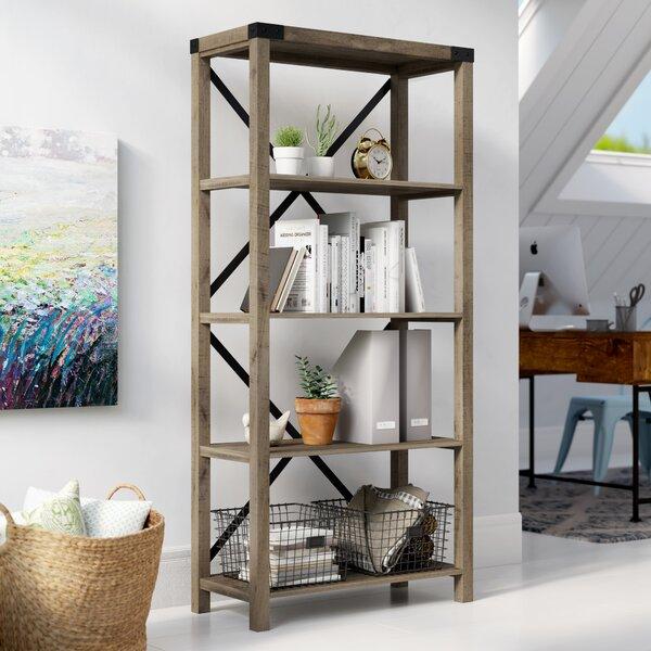 Schreiner Etagere Bookcase By Gracie Oaks