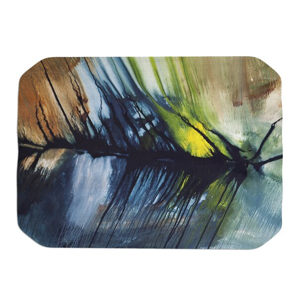 Gravity Falling Placemat by KESS InHouse