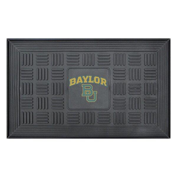 NCAA Baylor University Medallion Door Mat by FANMATS
