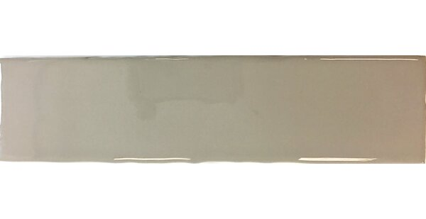 Hills Wavy Edge 3 x 12 Subway Tile in Taupe by Mulia Tile
