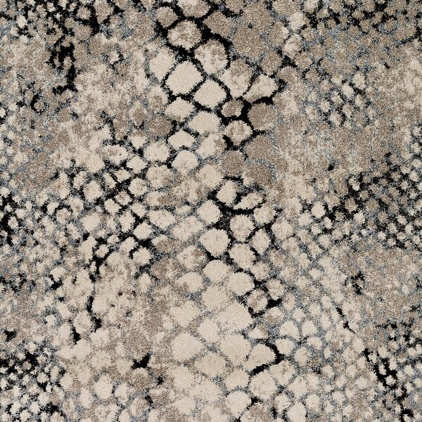 Shepard Taupe/Cream Area Rug by World Menagerie