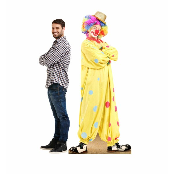 Circus Clown Standup by Advanced Graphics