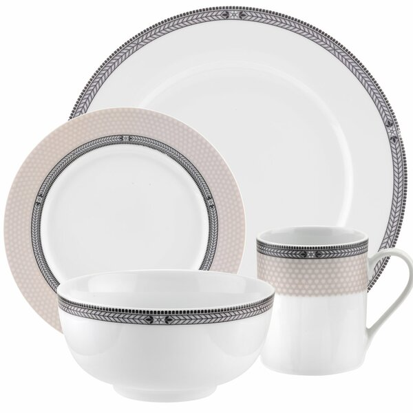 16 Piece Dinnerware Set by Spode