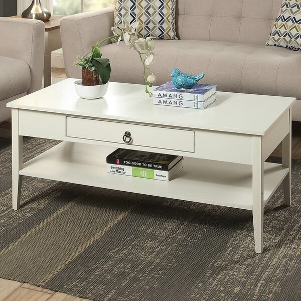 Clair Coffee Table by Highland Dunes