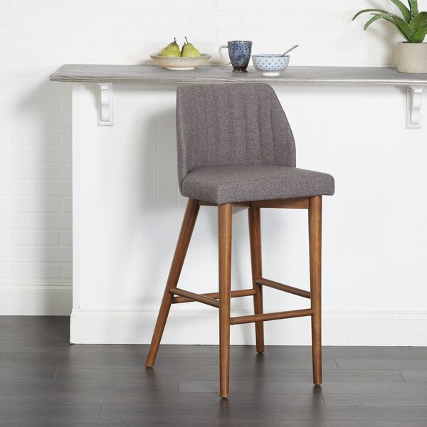 Marybeth Mid-Century Bar Stool by Brayden Studio