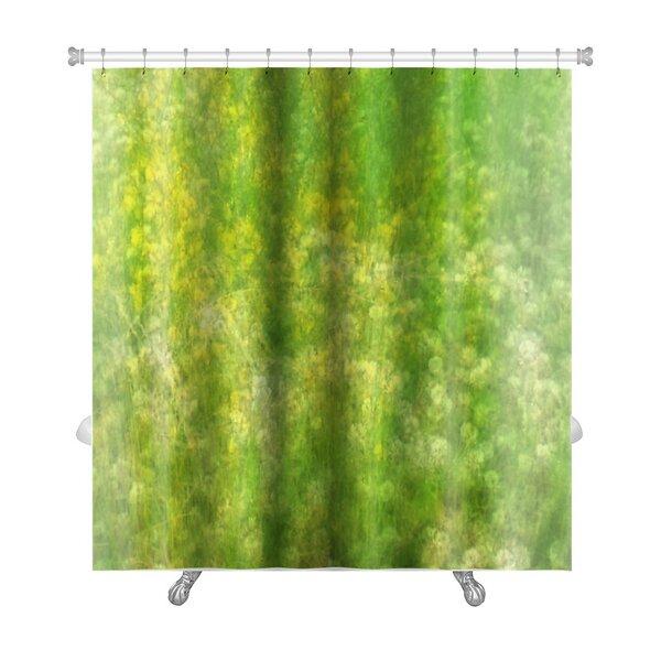 Bravo Field with Wildflowers Premium Shower Curtain by Gear New