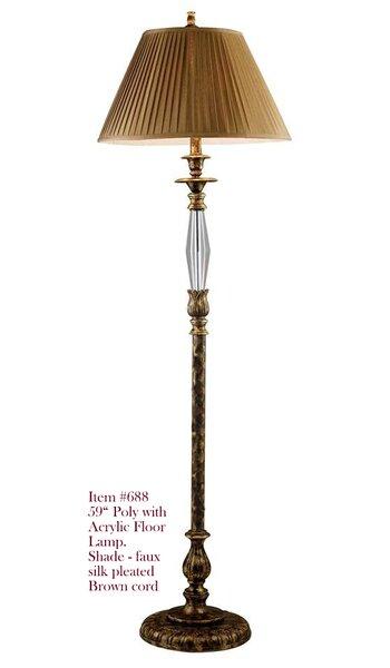 59 Floor Lamp by Wildon Home ®