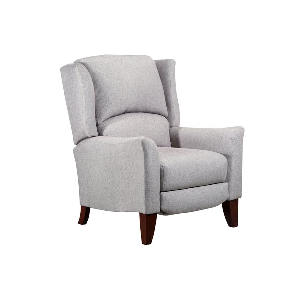 Gillian High Leg Manual Recliner by Lane Furniture