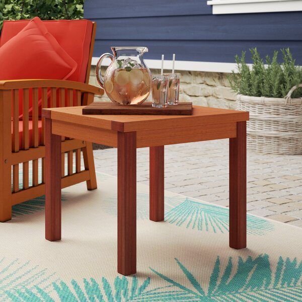 Fann Side Table by Beachcrest Home