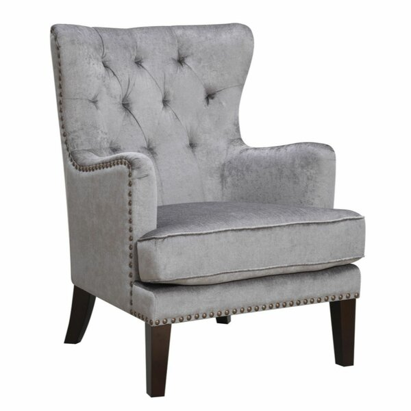 Borja Wingback Chair By House Of Hampton Today Sale Only