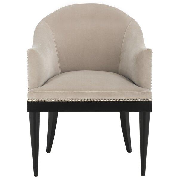 Knapp Upholstered Dining Chair by Rosdorf Park