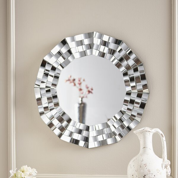 Cavalier Wall Mirror by Rosdorf Park