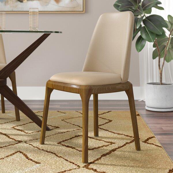 Shulman Upholstered Dining Chair by Brayden Studio