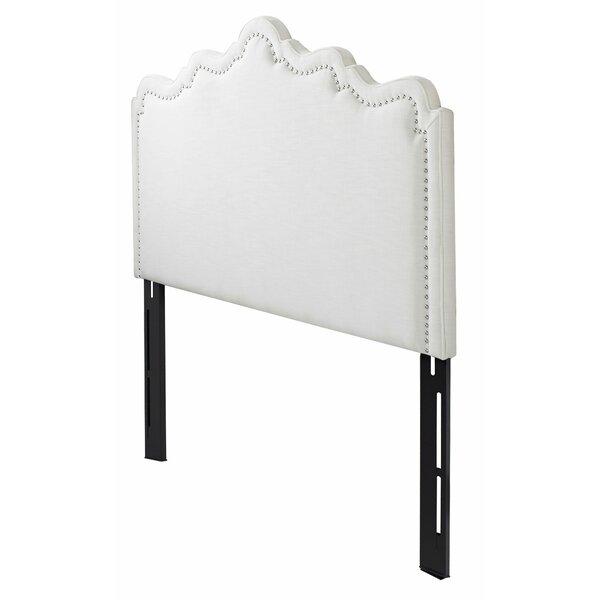 Capucine Upholstered Panel Headboard by Willa Arlo Interiors