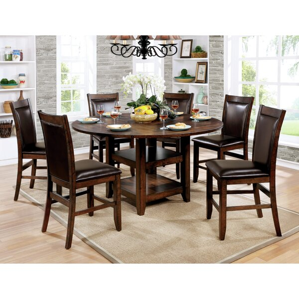 Electra 7 Piece Extendable Dining Set By Loon Peak