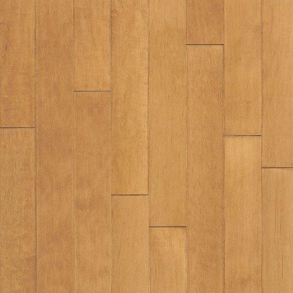 Turlington 5 Engineered Maple Hardwood Flooring in Caramel by Bruce Flooring