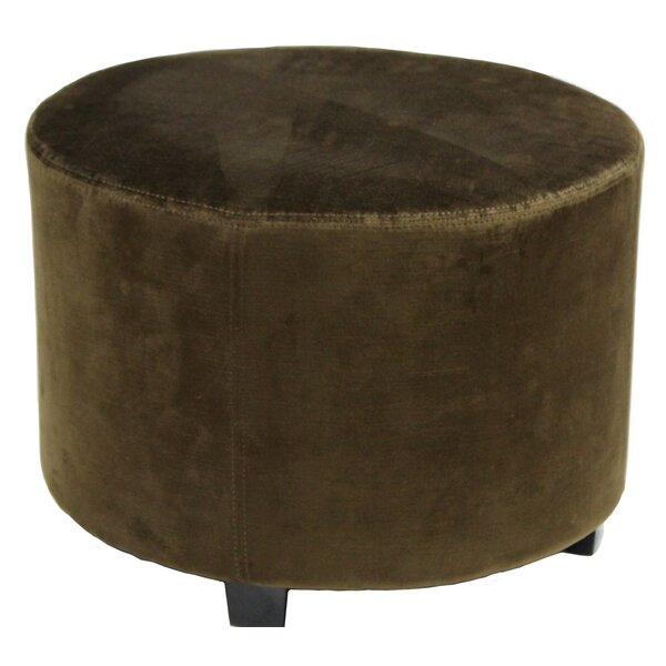 Lyric Ottoman by Darby Home Co