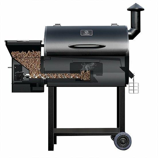 48 Z Wood Pellet Grill by Moda Furnishings