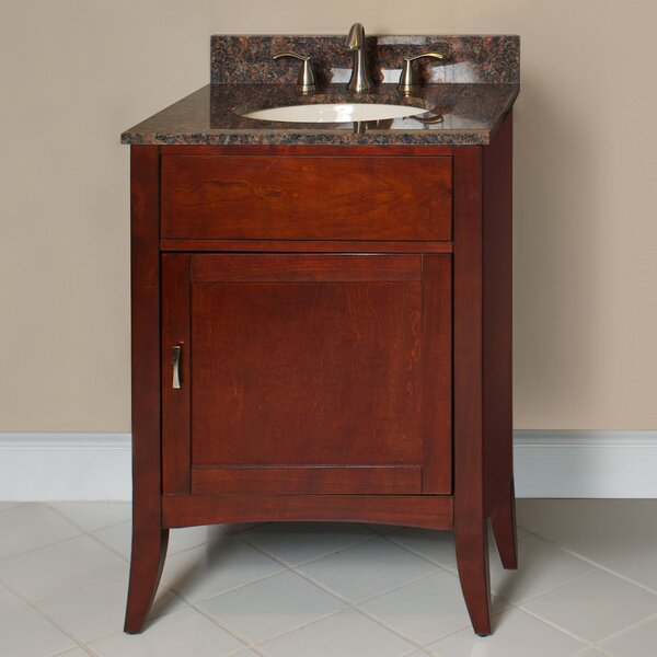 Metro 25 Single Bathroom Vanity Set by Kaco International