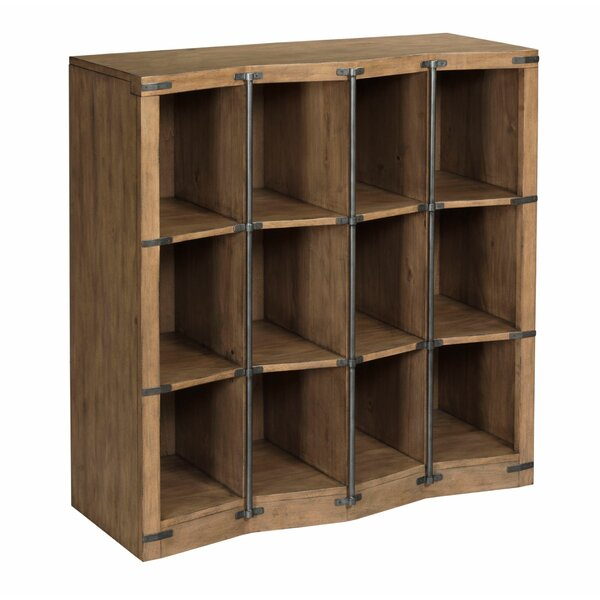 Emrich Bunching Standard Bookcase By Union Rustic