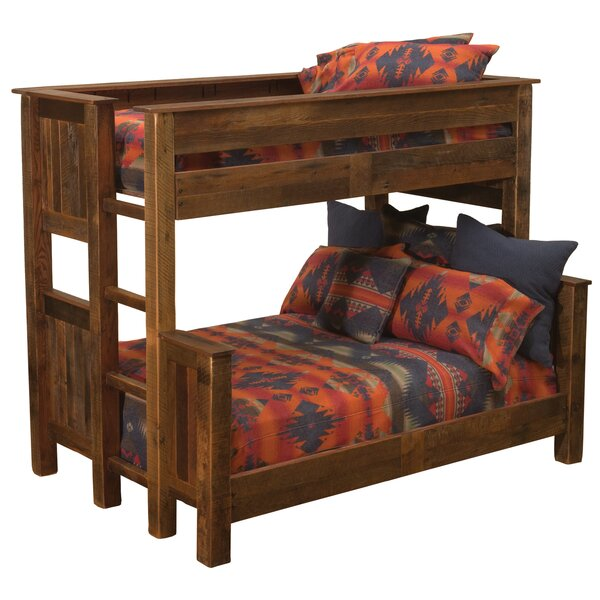 Barnwood Bunk Bed by Fireside Lodge