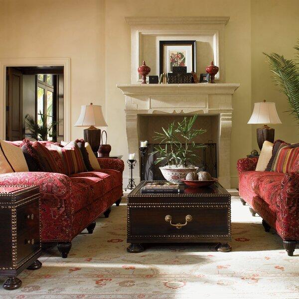 Royal Kahala Configurable Table Set By Tommy Bahama Home