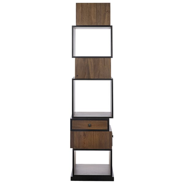 Baron Cube Unit Bookcase by Noir