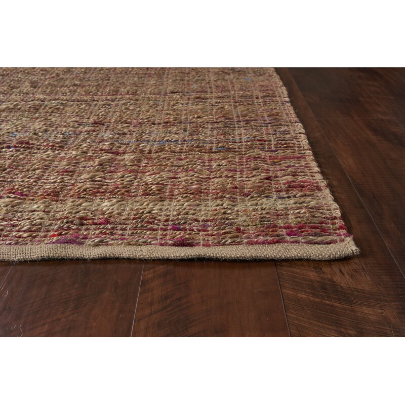 Jute Rugs Origin India Construction Hand Knotted Material 100 Color Light Caramel Size 5 2x8 2 Rug Pad Recommended