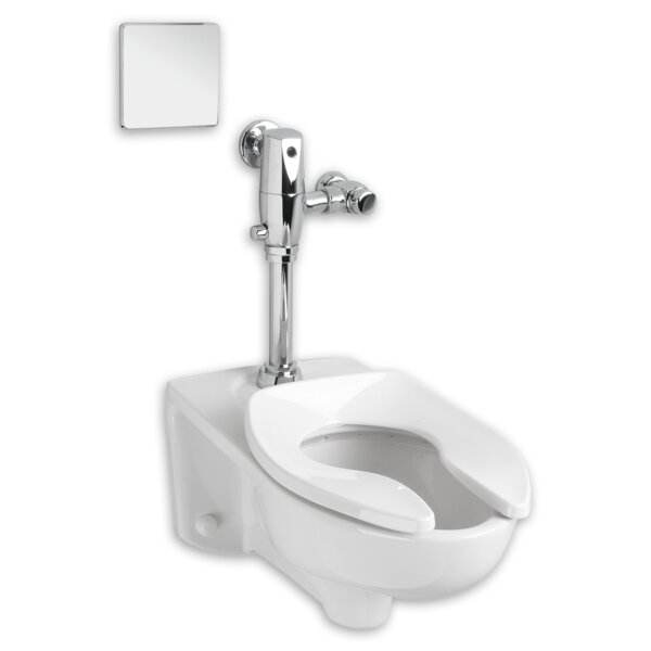Acticlean 1.1 GPF Elongated One-Piece Toilet by American Standard