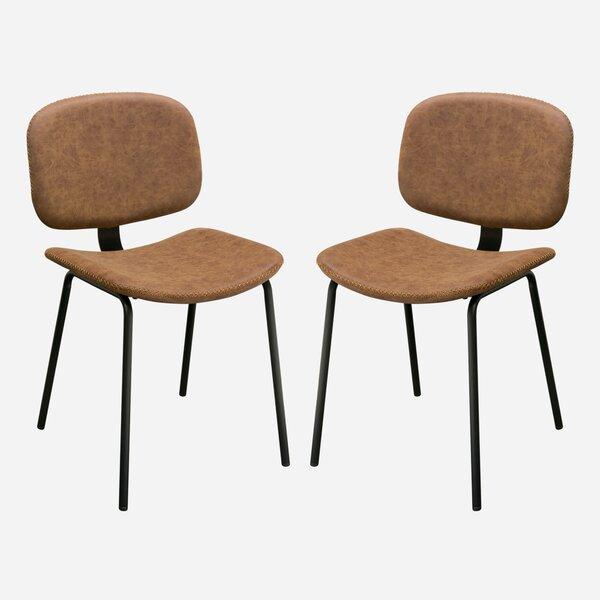 Maniscalco Dining Chair (Set of 2) by Diamond Sofa
