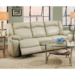Seatonville Motion Reclining Sofa by Simmons Upholstery Darby Home Co