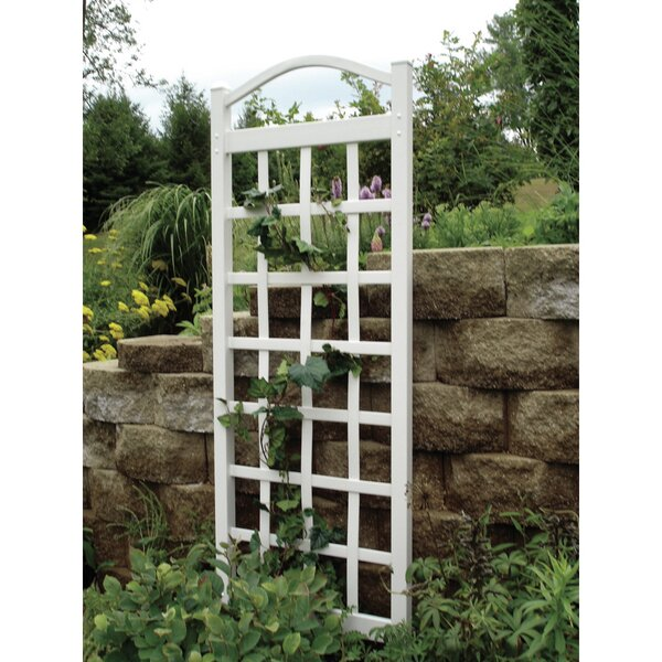 Cambridge Vinyl Trellis by Dura-Trel