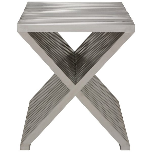 Amici Prague End Table By Nuevo