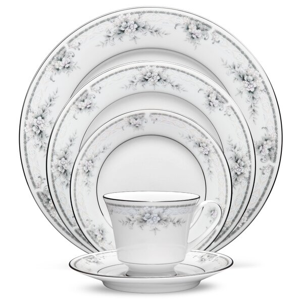Sweet Leilani 5 Piece Place Setting, Service for 1 by Noritake