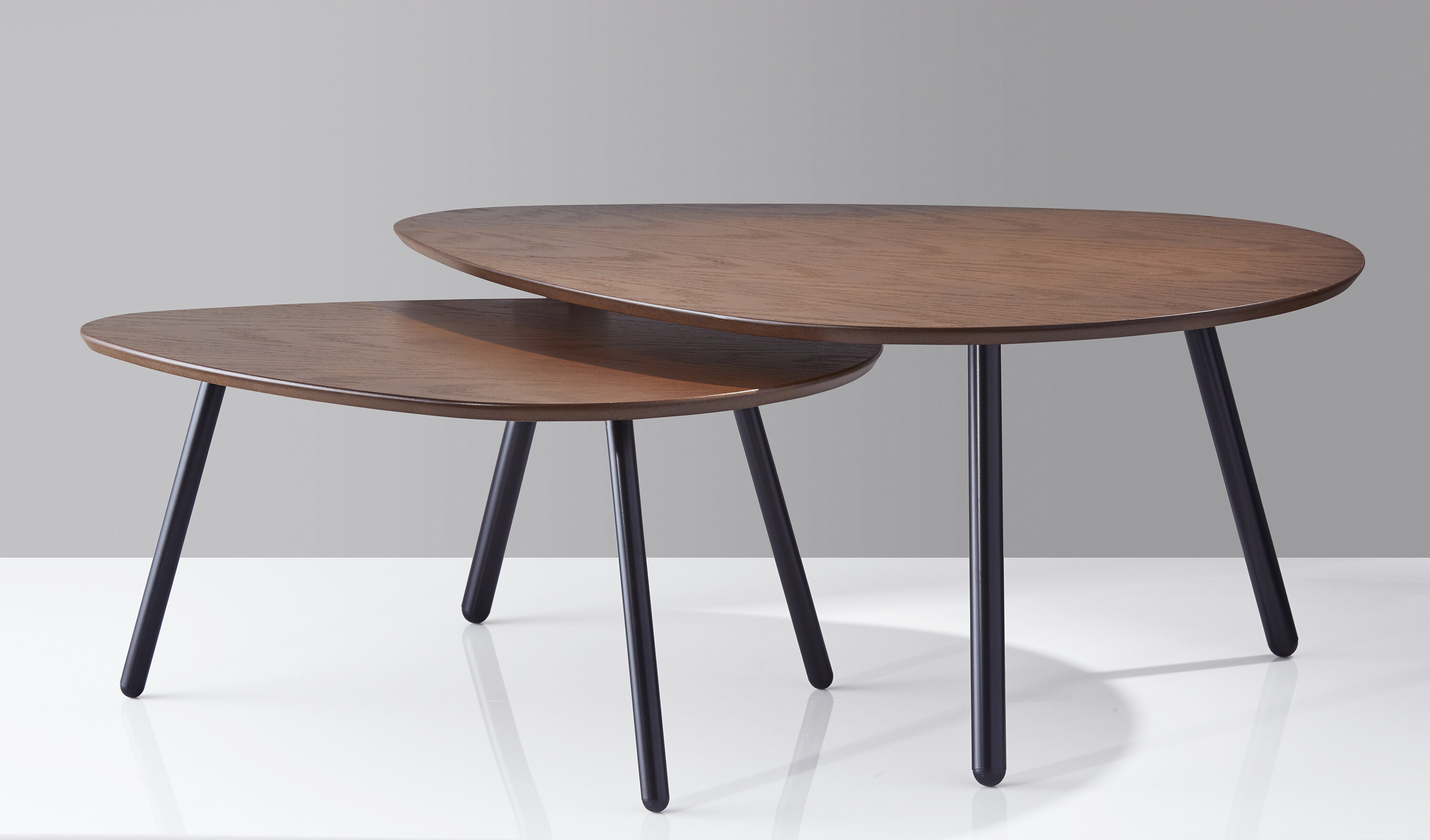 - George Oliver Irvin Nesting 2 Piece Coffee Table Set & Reviews