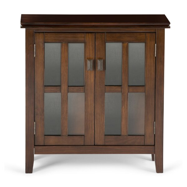 Artisan 2 Door Accent Cabinet by Simpli Home