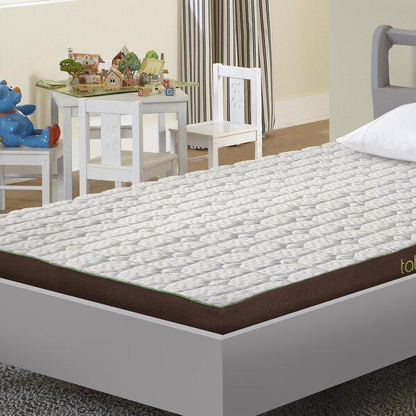Lonnie 5 inch Luxury Reversible Gel Memory Foam Mattress Topper by Alwyn Home