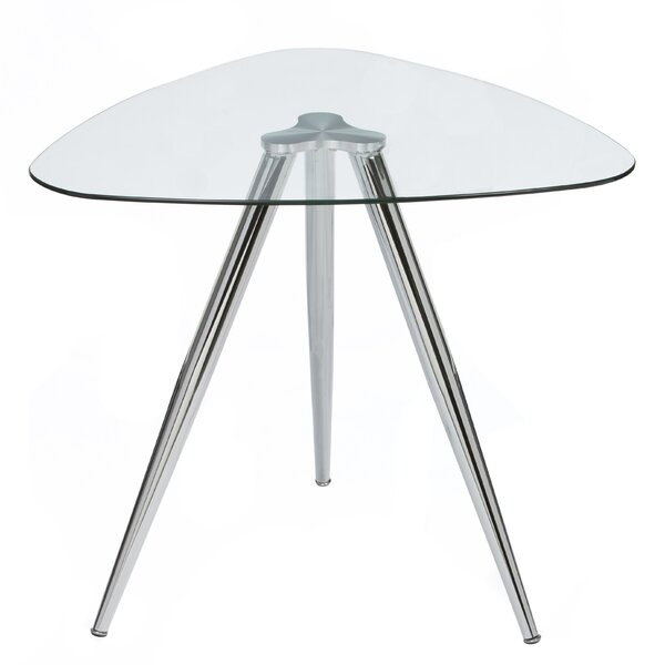 Croskey 3-Sided Pub Table By Orren Ellis #2