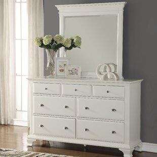 Off White Dresser And Chest Wayfair