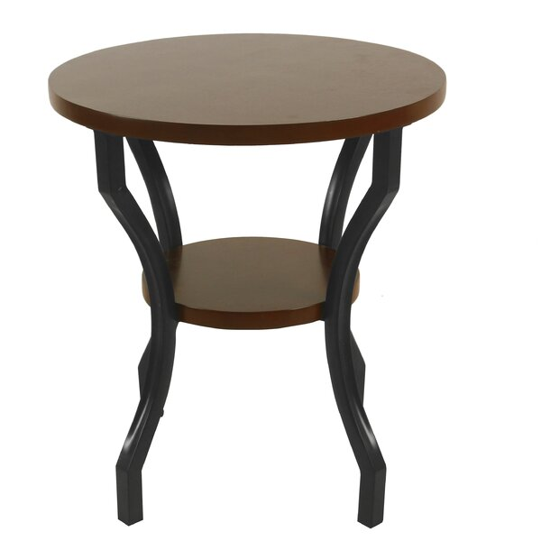 Hadlock End Table by Latitude Run