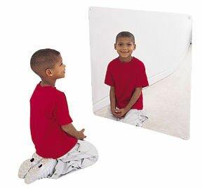 Children's Factory Accent Mirror
