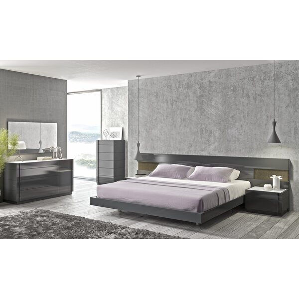 Boyertown Platform Configurable Bedroom Set by Wade Logan