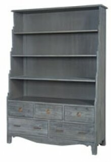 Mercer Standard Bookcase by One Allium Way