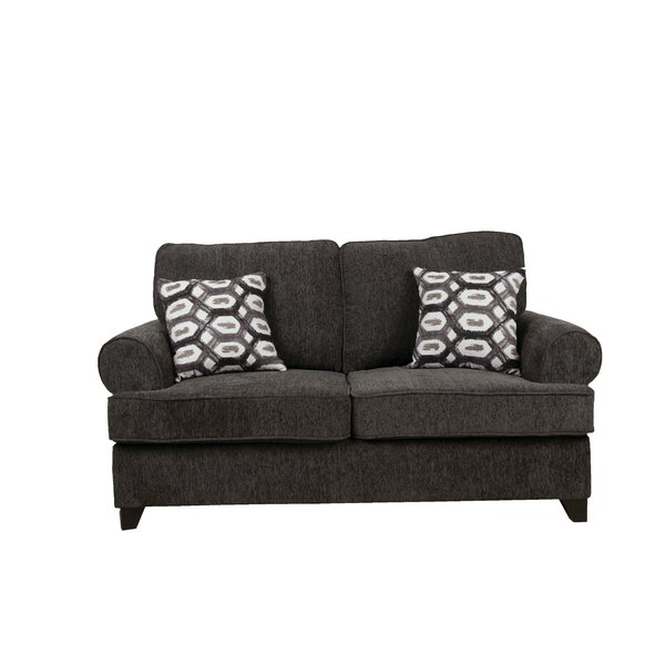 Perfect Priced Jacquez Sleeper Loveseat by Alcott Hill by Alcott Hill