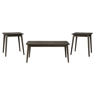 Great Price Callihan 3 Piece Coffee Table Set ByGeorge Oliver