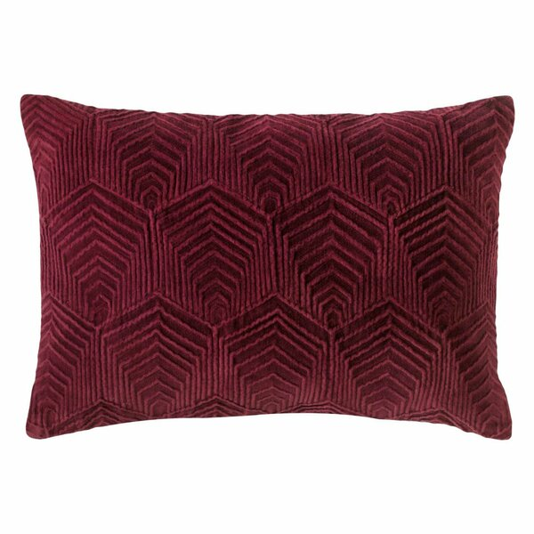 Sloan Velvet Lumbar Pillow by CompanyC