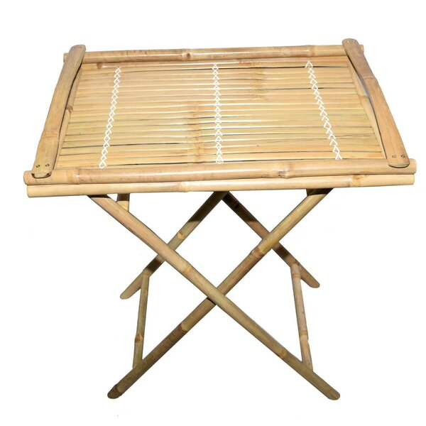Hansmeier Folding Solid Wood Coffee Table by World Menagerie