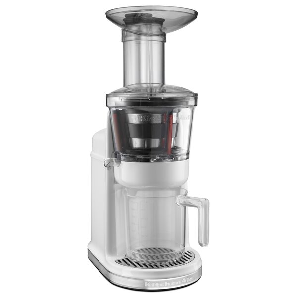 Maximum Extraction Juicer by KitchenAid