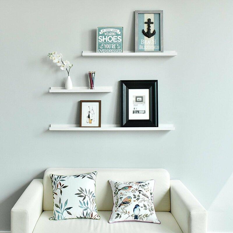 Welland industries llc vista floating shelf reviews for Abanos furniture industries decoration llc